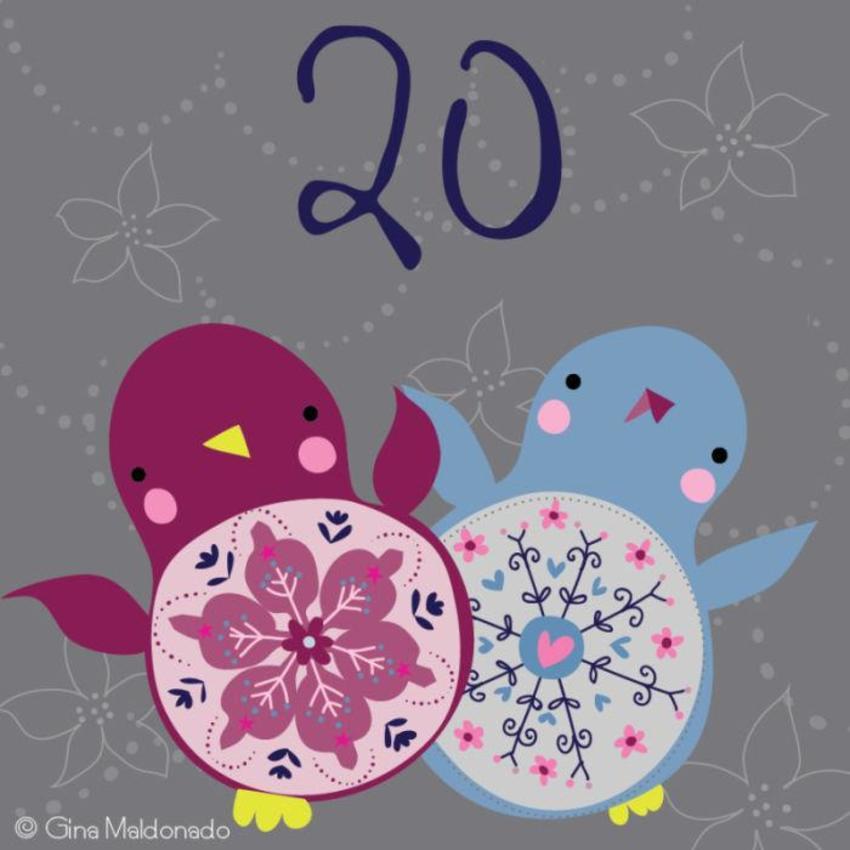 20 - 2 Penguins - GM