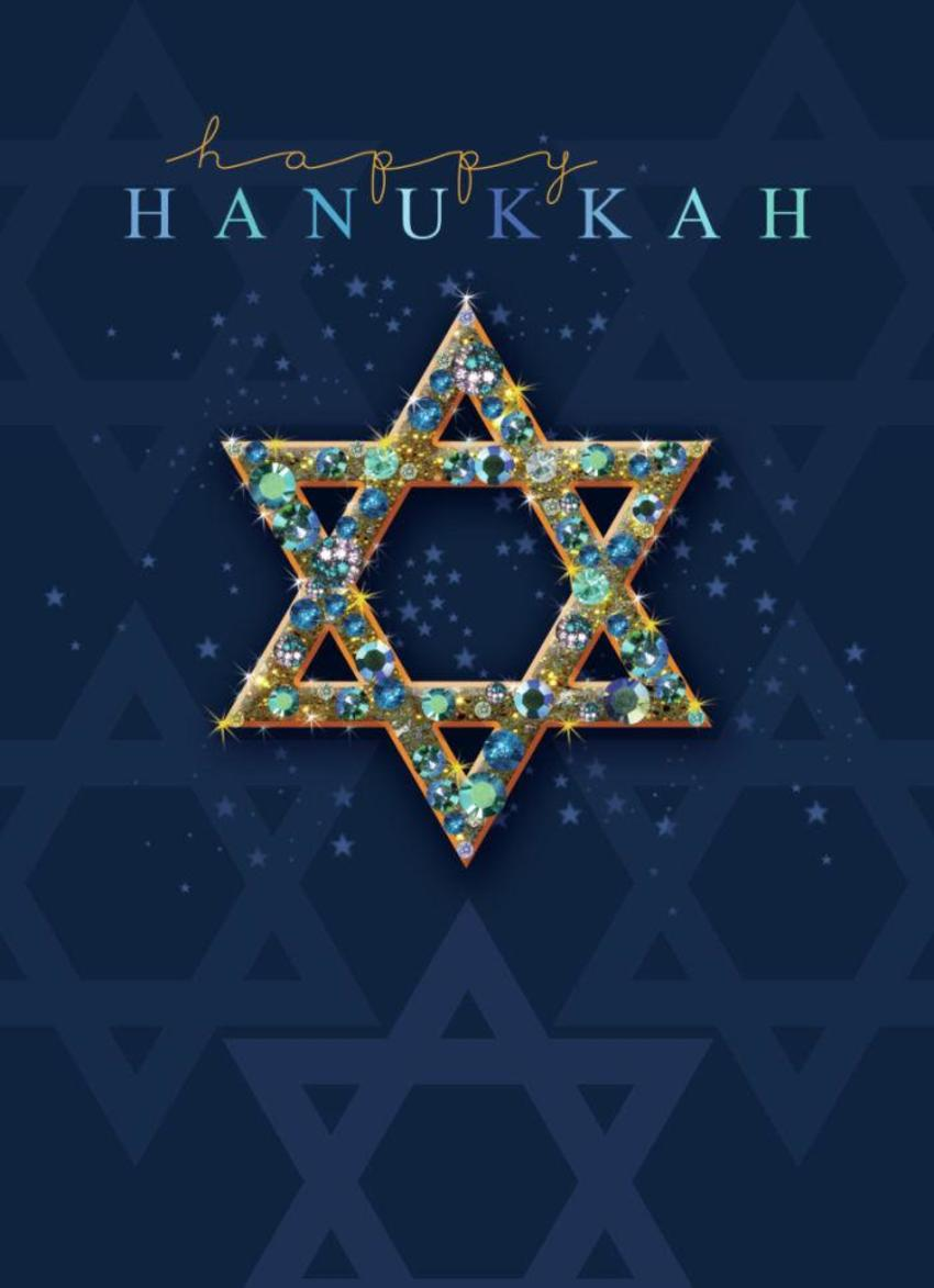Hannukkah Star of David