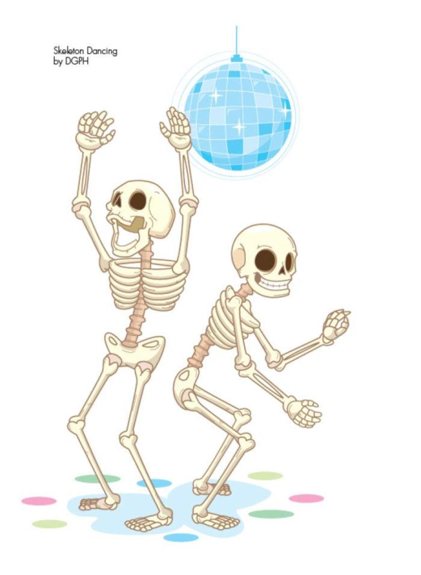 Pag 2 Skeleton Dancing