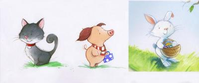 animal-characters