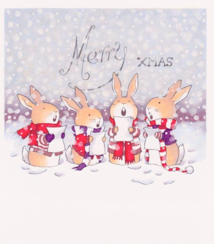 Bunny Choir