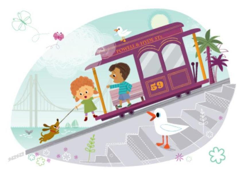 San Francisco Kids Dog Adventure