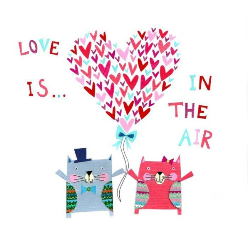 PT - Love Is In The Air Cats