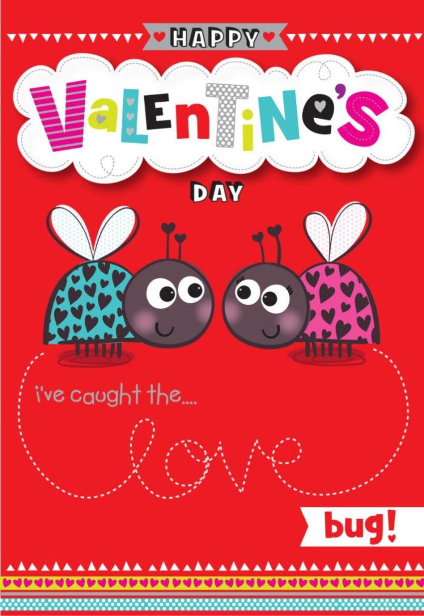 JENNIE BRADLEY-VALENTINES-LOVE BUGS