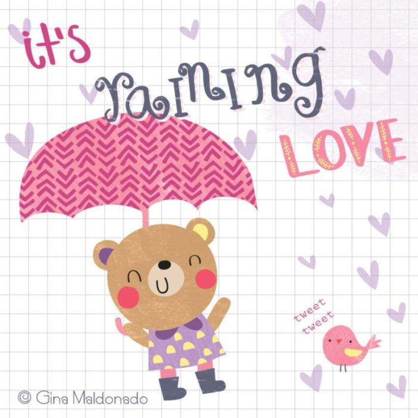 Raining Love - GM