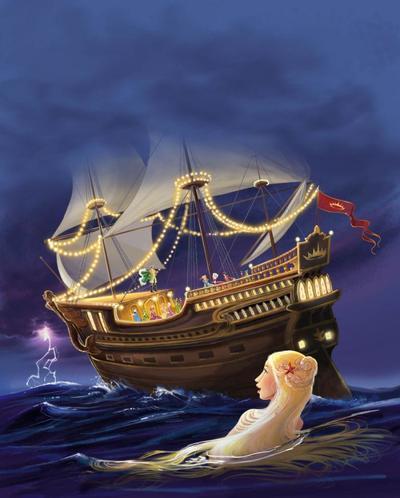 deluxe-treasury-little-mermaid2-diane-le-feyer-jpg