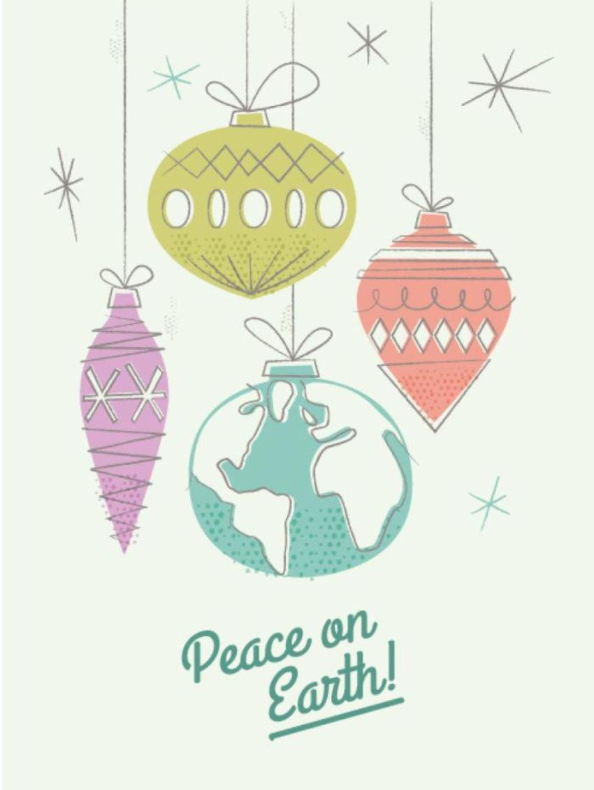 Peace On Earth By DGPH