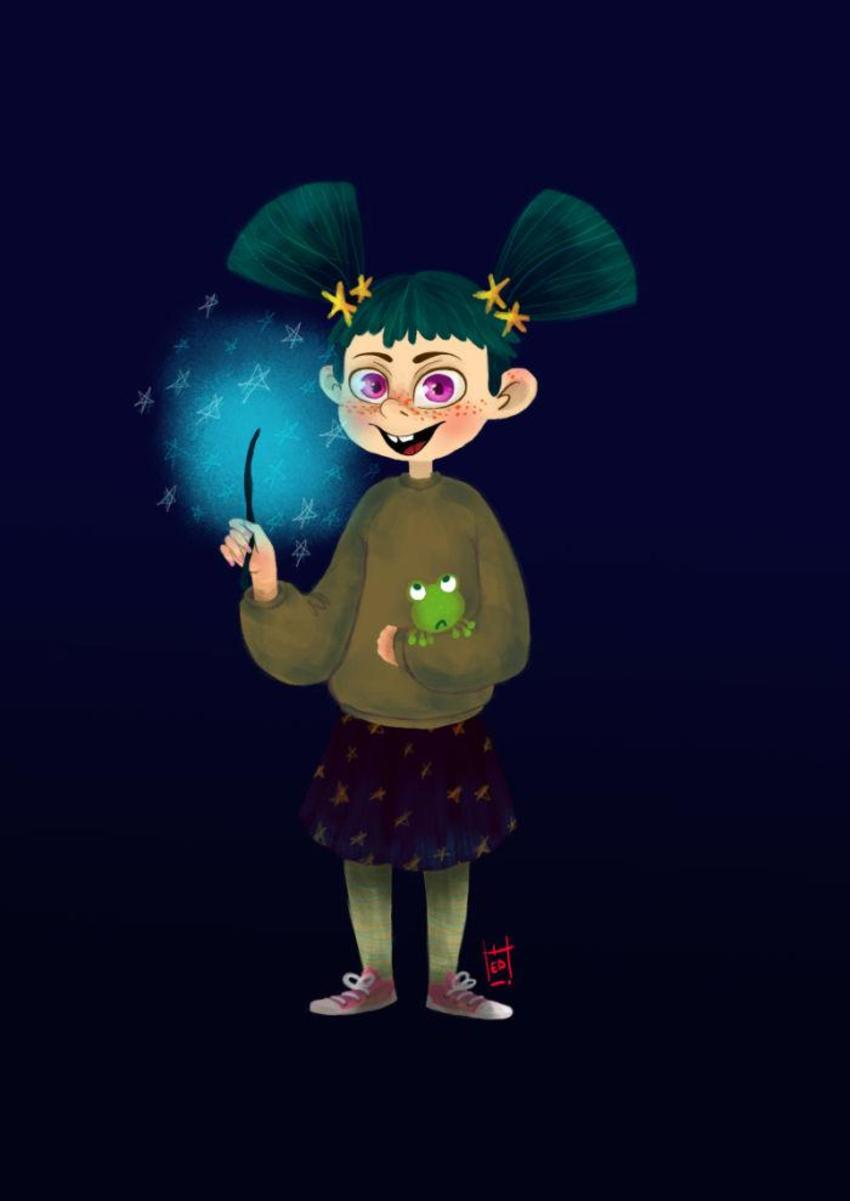 Alma The Witch