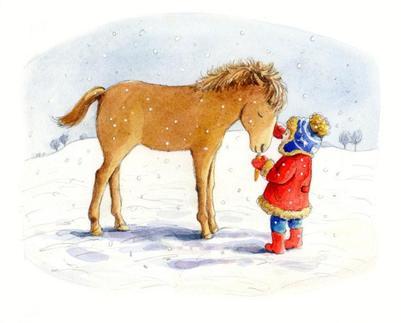 estelle-corke-pony-christmas