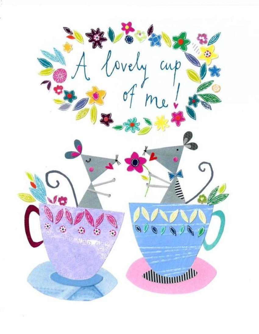PT - NEW Lovely Cup Of Me