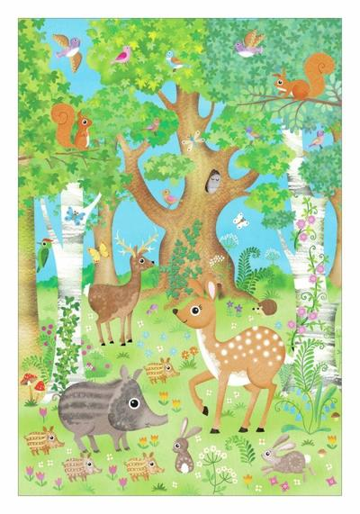 summer-forest-puzzle