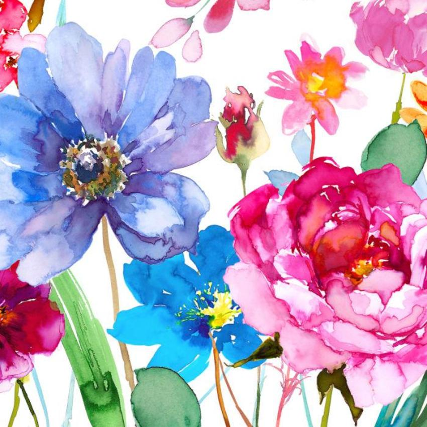 Blue Daisy & Rose Floral Layered LR copy.jpg
