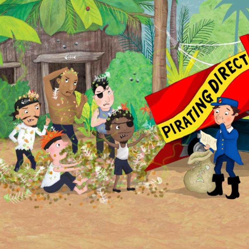 Smelly Pirates