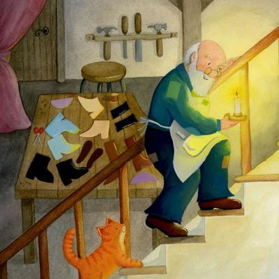 elves-and-shoemaker