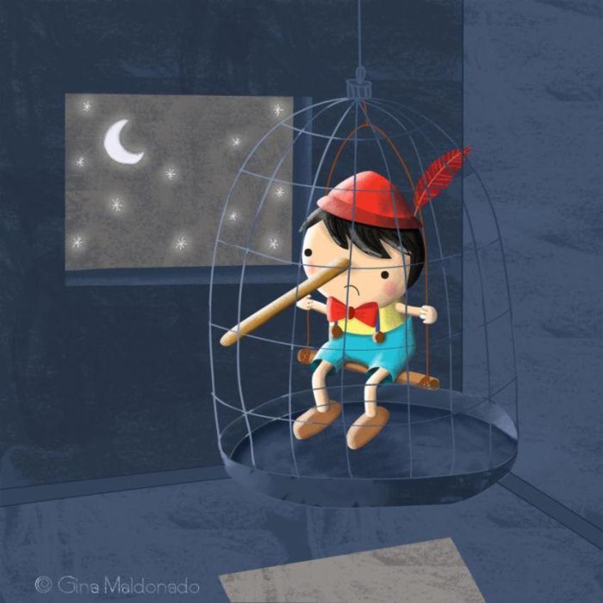 Pinocchio - GM