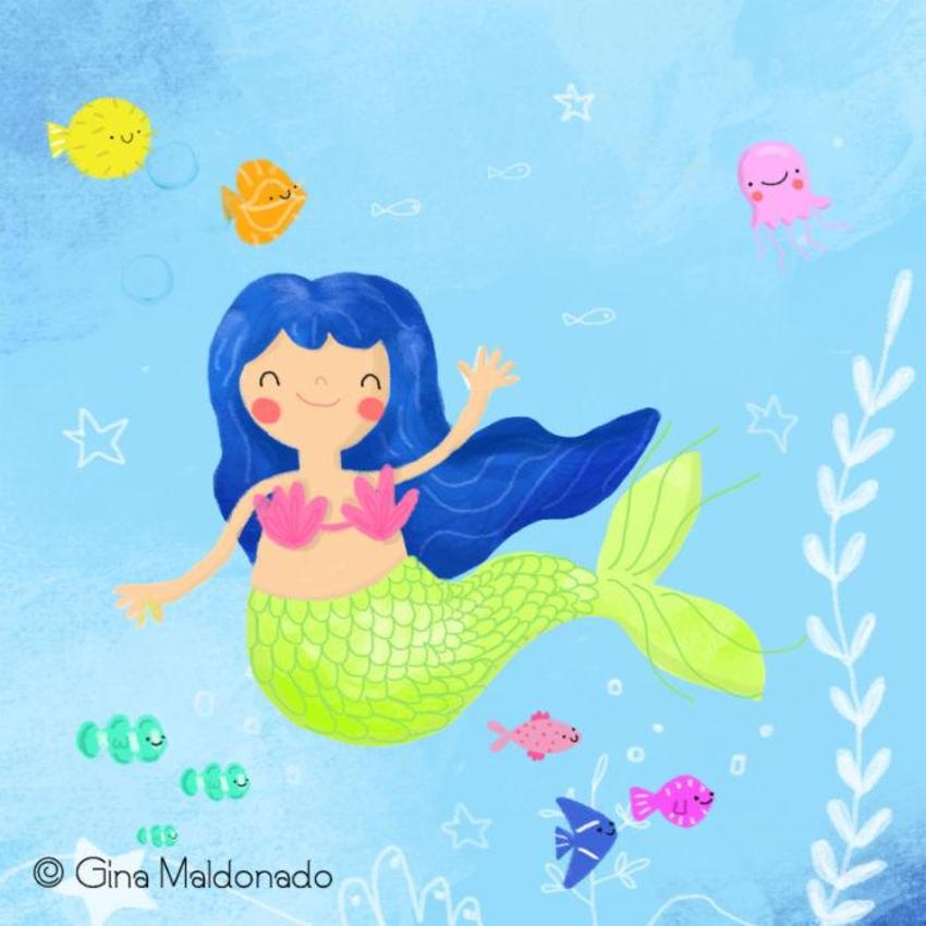 Mermaid - GM