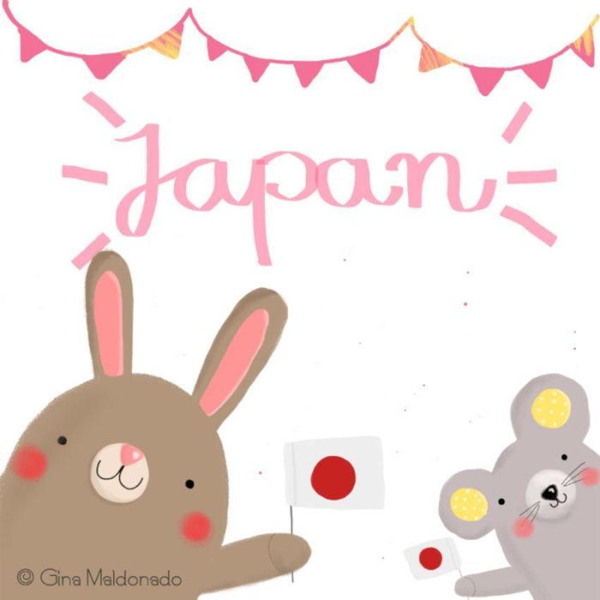 Japan Bunny - GM