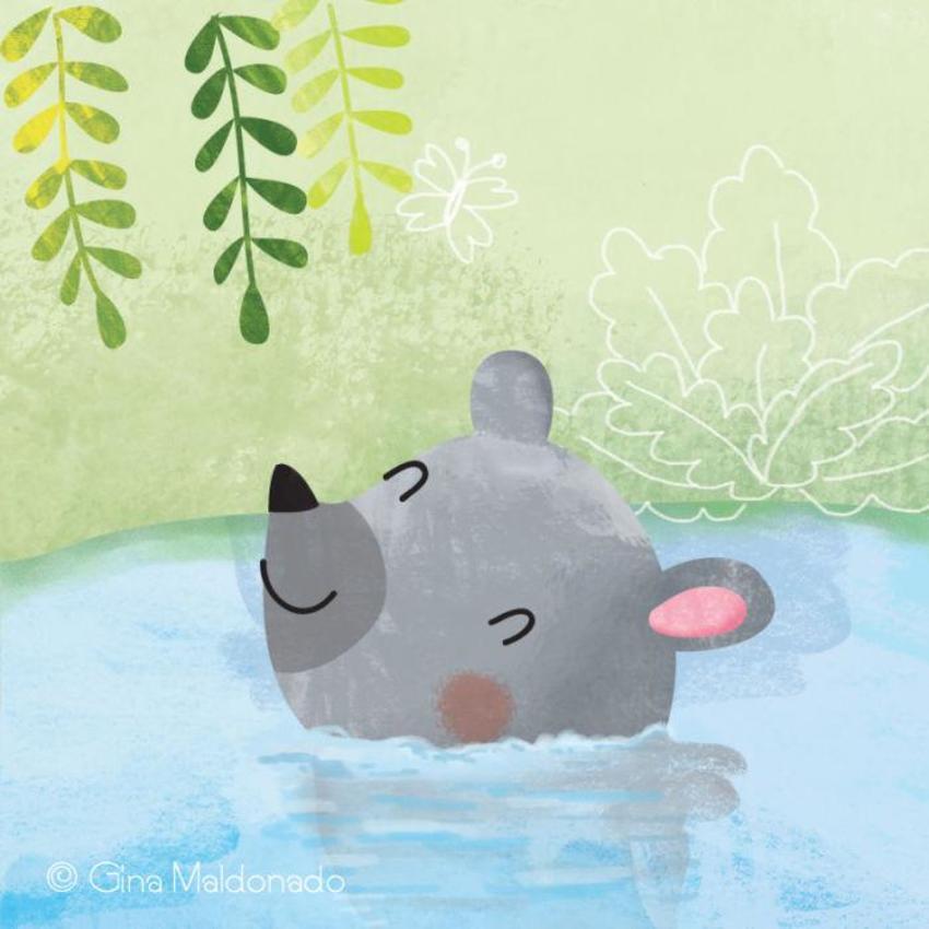 Bear Swimming - GM