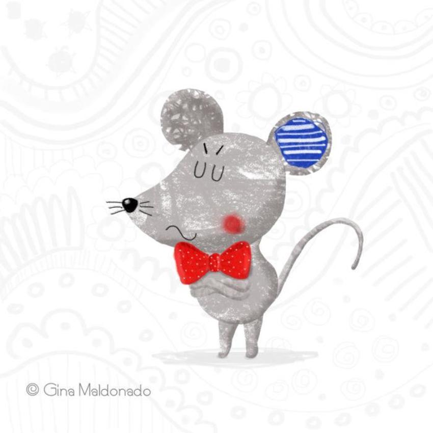 Grumpy Mouse - GM