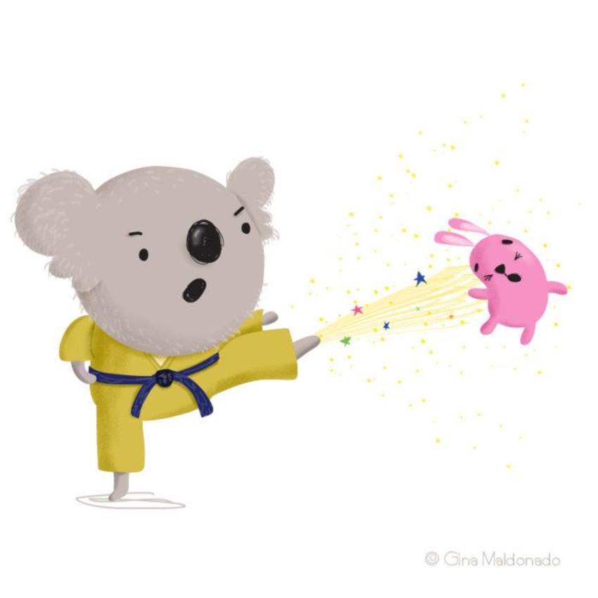 Karate Koala - GM