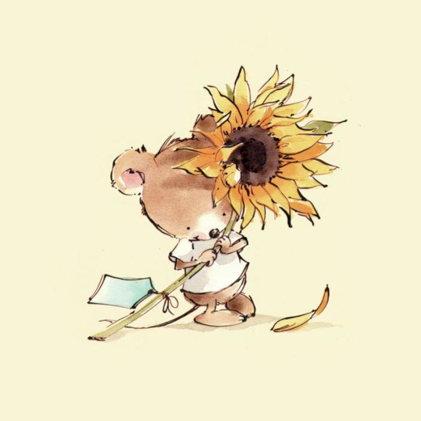 Mouse and sunflower.jpg