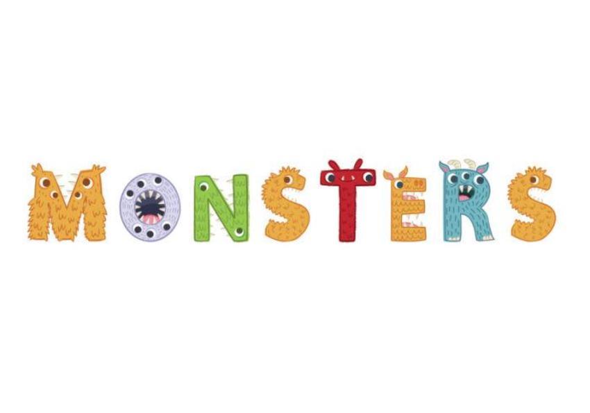 Monster Word Type-01