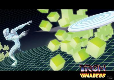 tron-invaders
