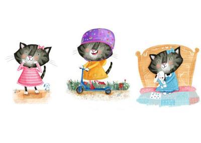 kitty-character