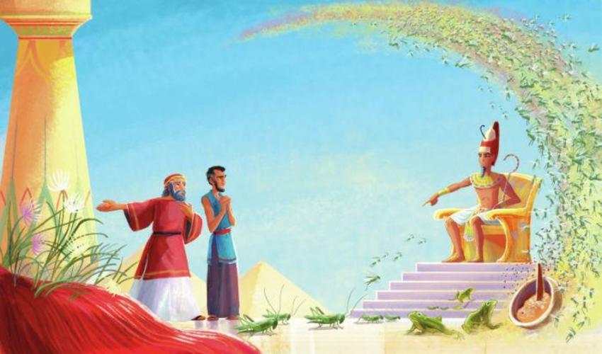12-pharaoh Says No 1