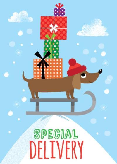 acw-dog-wiener-presents-snow-christmas