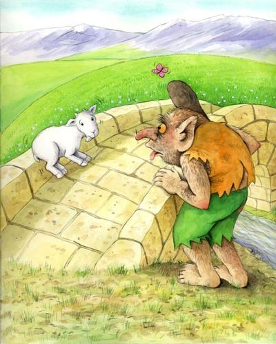 book-corke-fairytale-billy-goats-gruff