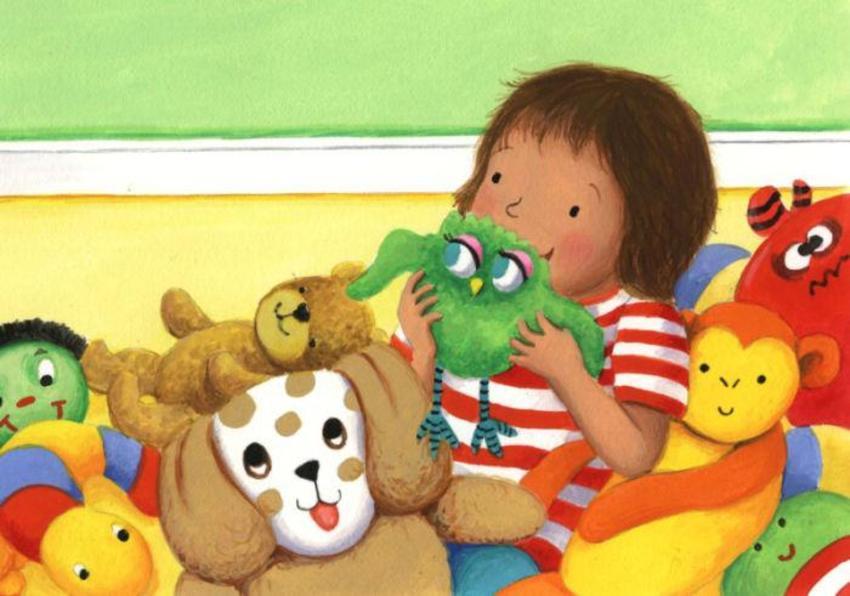 Book Corke Toys Child