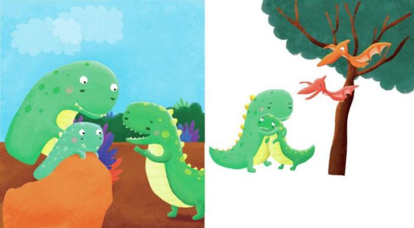 Spread1 Dino