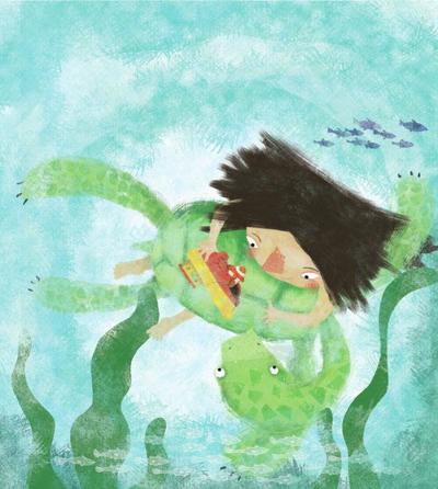 girl-turtle01