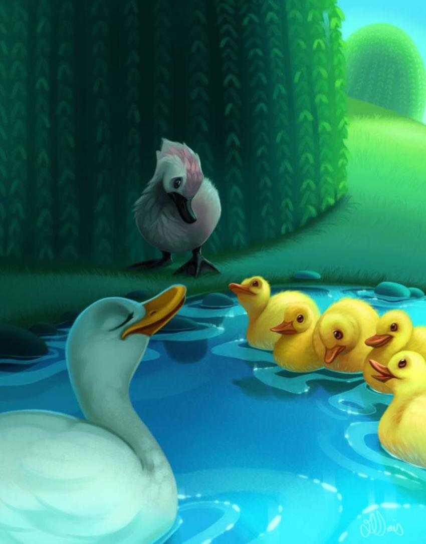 Ugly_duckling
