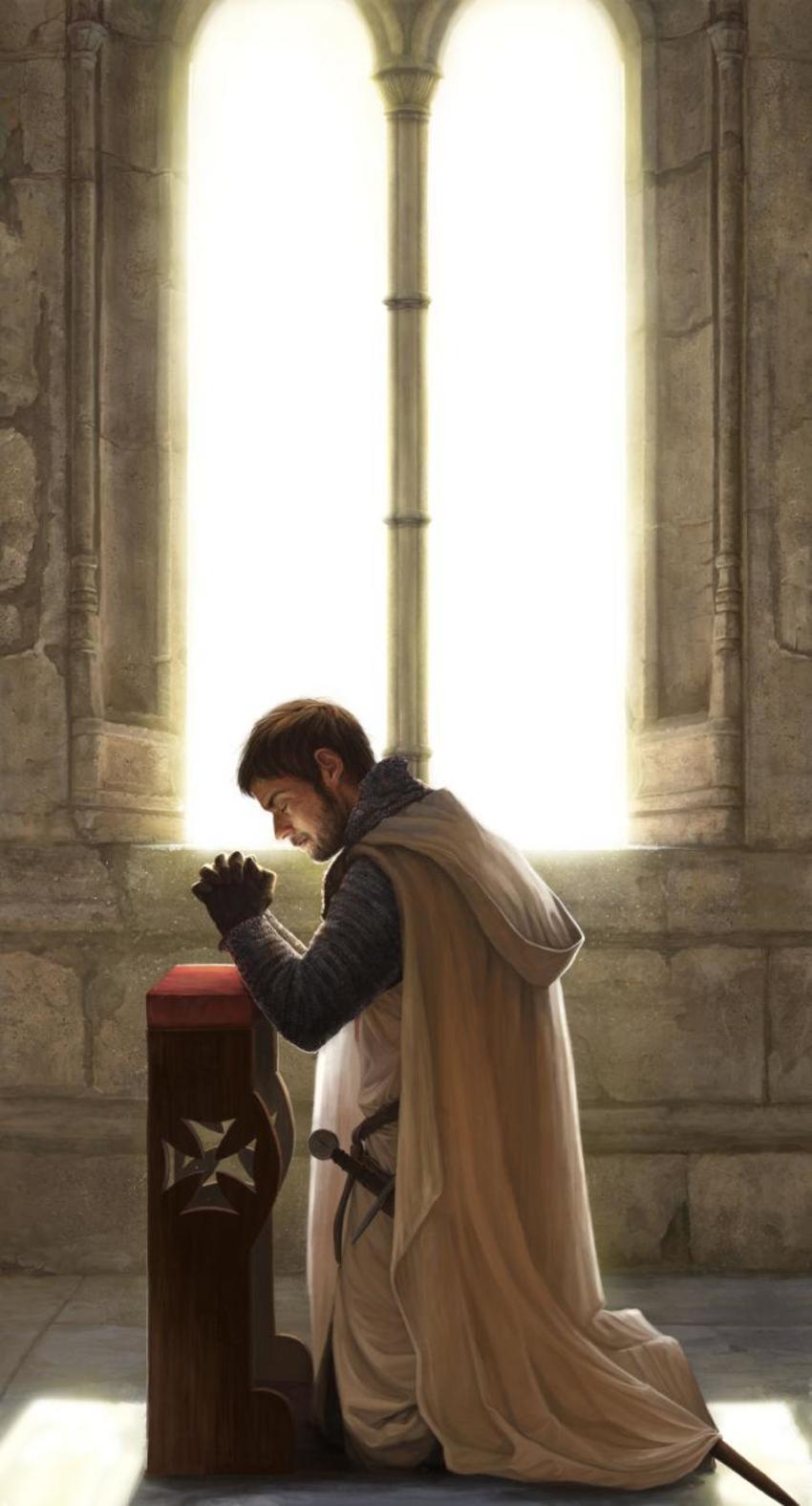 Templar_knight_monica_armiño