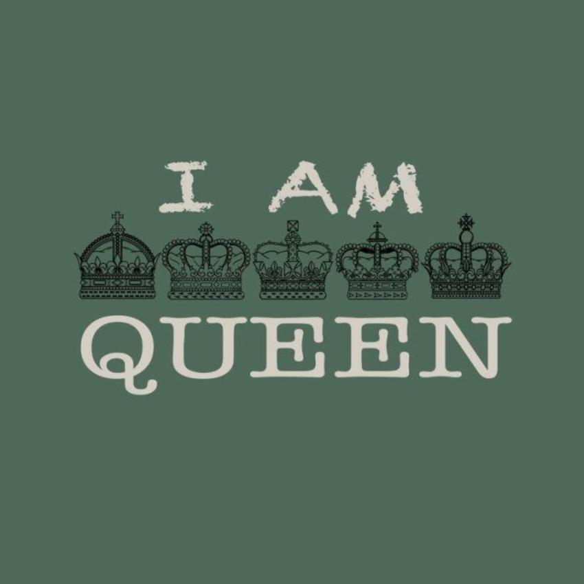 Queen I am simple.jpg