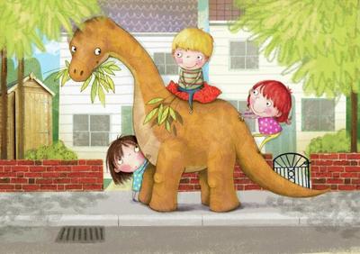 dinosaur-children