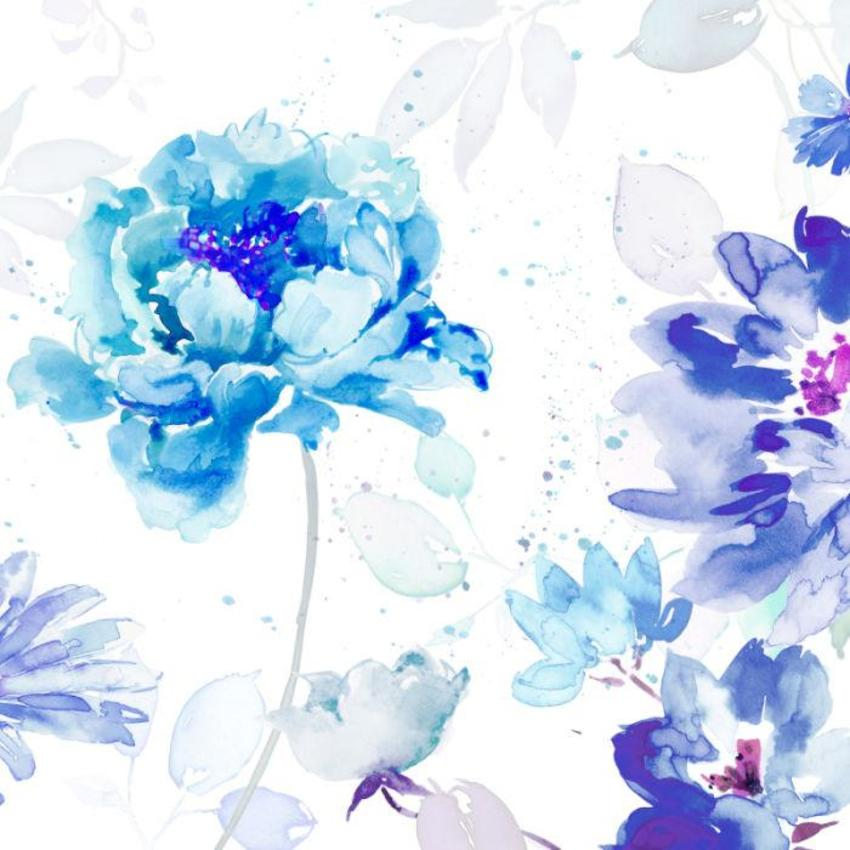 Blue PEONY Floral Final