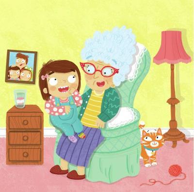 confident-emily-granny
