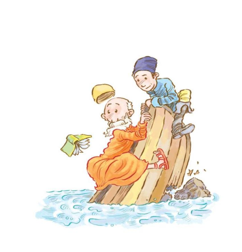 Jon Davis - Story A Day Sink Boat