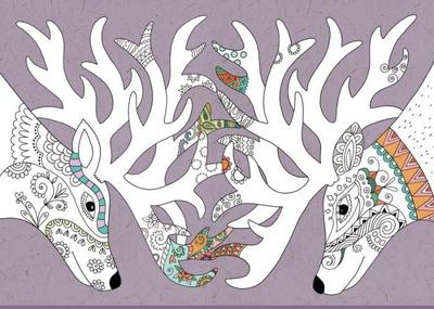 rutting-stags-doodle