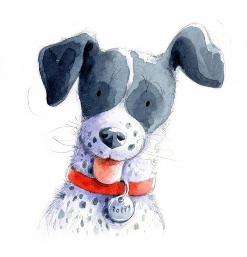 Estelle Corke Dog
