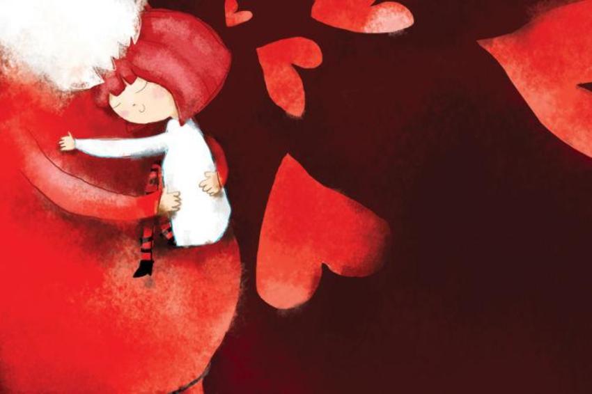 Santa Girl and Hearts.jpg