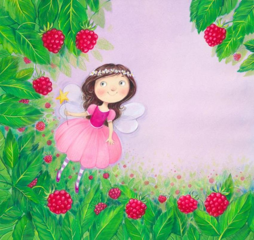 Raspberry Fairies Cover 3
