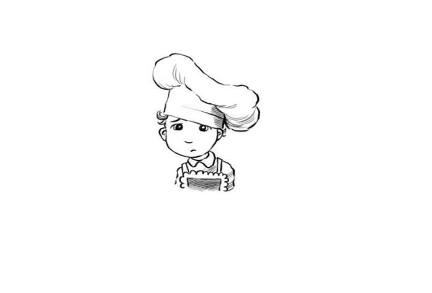 Jon Davis-Sad Boy Chef