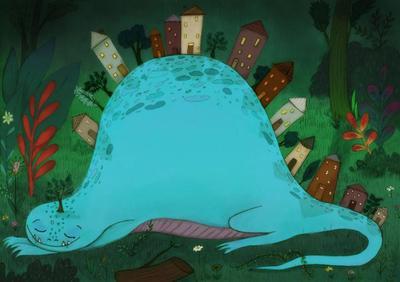 sleepingdragon-in-the-woods-jpg