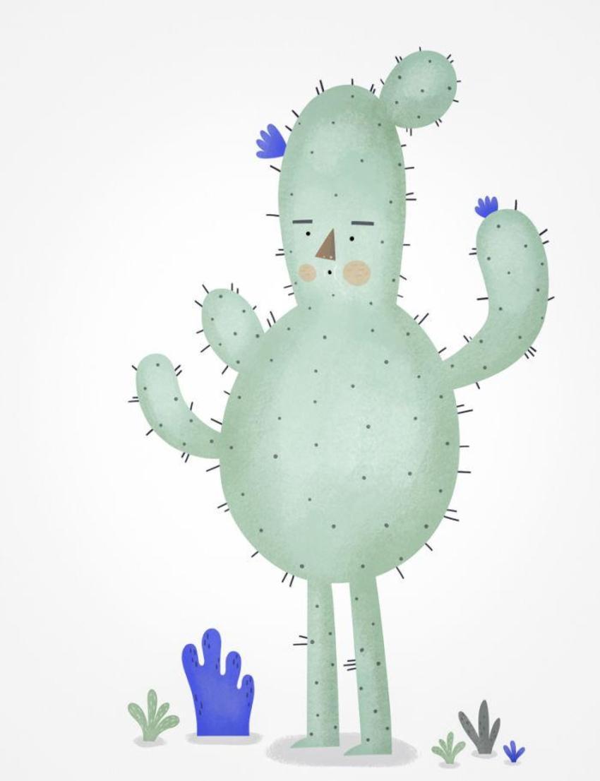 CactusMan