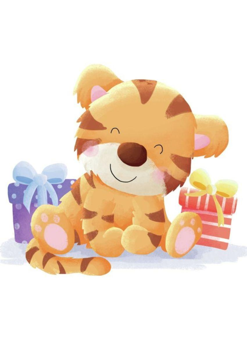 baby tiger.psd