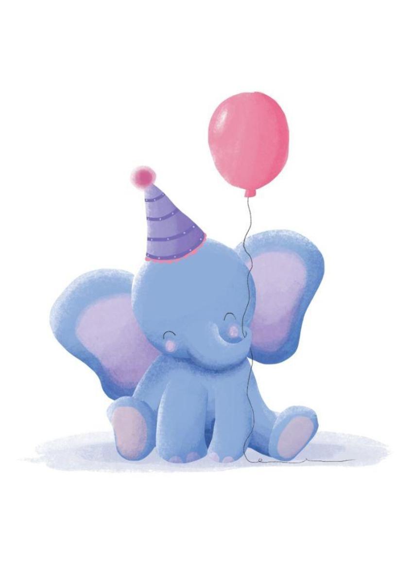 baby elephant.psd